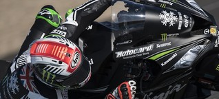 Kawasaki-Crewchief Riba: Jonathan Rea ist der beste Fahrer