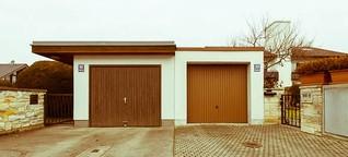 "Fotoprojekt ""1200 Garagen Menzing"""