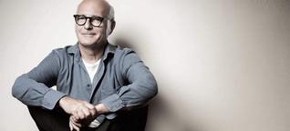 Ludovico Einaudi komponiert auf dem Weingut der Familie