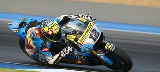 """MotoGP-Rookie Tom Lüthi: """"Habe das noch nicht richtig im Griff"""""""