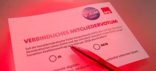 Abstimmung über Groko: Ist der Mitgliederentscheid der SPD unfair?