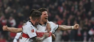 Mario Gomez zurück in Stuttgart: Everybody's Darling