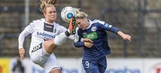 Die Fußballerinnen von Turbine Potsdam: Ein Traditionsclub erfindet sich neu