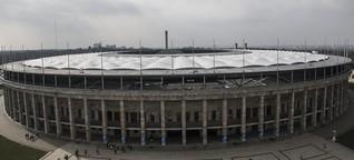 Konkrete Pläne von Hertha BSC: Neues Stadion - aber bitte in Berlin!
