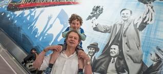 Ausstellung zu 125 Jahre Hertha BSC: Was wurde aus dem Teamarzt?