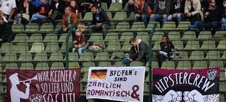 Rassismus beim BFC Dynamo: Ultralangsam aus der rechten Ecke