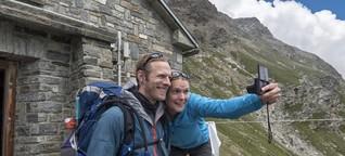 Auf dem Alpe Adria Trail: Die Wandernerds