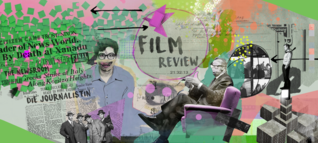 "Kritikreihe Pressefilme: ""Interview"""