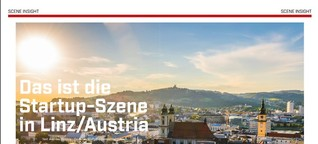 Das ist die Startup-Szene in Linz/Austria