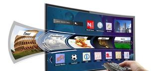 Smart-TV zum Schürfen von Monero geeignet