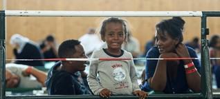 Flüchtlingsgipfel der Länder - Überforderte Kommunen und fehlende Konzepte
