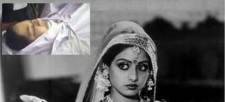 Mohammad Safdar Gohir Condolence Message For Sridevi
