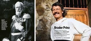 Focus Magazin - Bruder Prinz