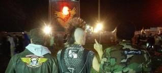 Wir waren mit Festival-Einbrechern am Nova Rock