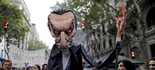 Darum steht Argentinien heute still