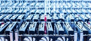 600 Mining-Computer in Island gestohlen