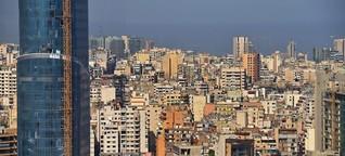 Von Beirut auf die Hochzeitsinsel