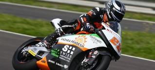 MotoGP-Absteiger Sam Lowes toppt letzten Moto2-Test in Jerez