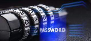 Statt hallo12345: Blockchain-Lösung für Passwörter