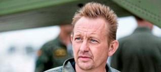 Mord-Anklage gegen U-Boot-Kapitän Peter Madsen - Journalistin gefoltert, umgebracht und zerstückelt