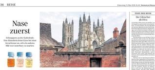 Immer der Nase nach: Ein Smell Walk durch Canterbury