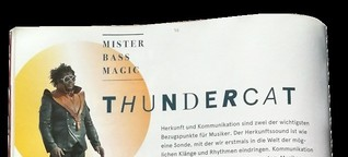 Mister Bass Magic - Thundercat Jazz Thing 118