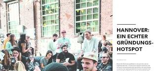 Hannover: Ein echter Gründungs-Hotspot