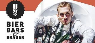 Bier, Bars & Brauer Issue 1/2018