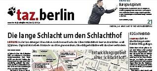 Investor in Prenzlauer Berg: Letzte Schlacht um den Schlachthof