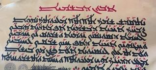 Rettung des Aramäischen - Sprechen wie Jesus