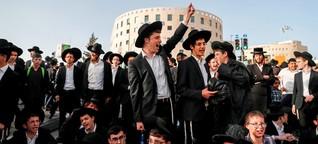 Charedim bringen Israels Regierung ins Wanken