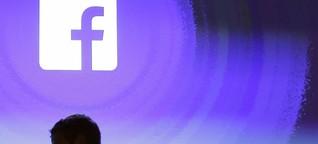 Alltag: Dritte kommen an Facebooks Daten