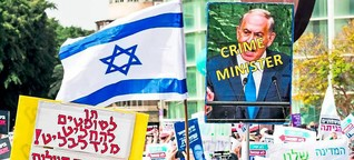 Neue schwere Vorwürfe gegen Netanjahu in Israel