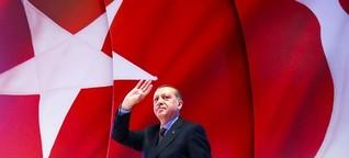 """Demokratie-Index: """"Die Türkei ist kurz davor, sich in eine echte Autokratie zu verwandeln"""""""