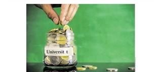 Eine Spende für die Uni, bitte