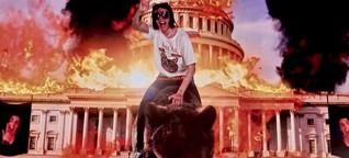 """Rap aus Russland Teil 2: """"Kein Rapper schießt gegen Putin"""""""