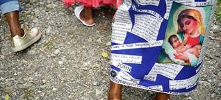 Zum 7. Mal in Einsiedeln: Wallfahrt auf afrikanisch