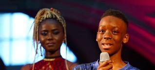 Mit Hiphop und Rap gegen Rassismus - Festival der Kulturen in Bern