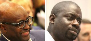 Herkunft und Ankunft von Afrikas Zukunft : Gedacht von Felwine Sarr und Achille Mbembe - Afrolivresque