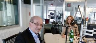 """Salman Rushdie - """"Eine Zeit, die seltsamer ist als jede Fiktion"""""""