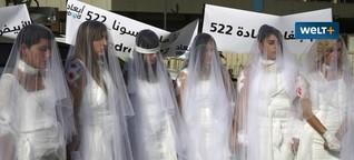 Vergewaltigt und zur Heirat mit dem Täter gezwungen