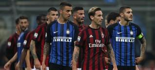 Inter Mailand - AC Mailand: Gewinnt Trump, verliert Mailand
