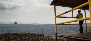 Bergbau: Wie Kohle für deutsche Kraftwerke Menschen in Kolumbien entwurzelt