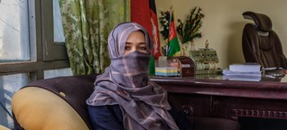 The lone female prosecutor in Kandahar risks her life daily fighting for women's rights