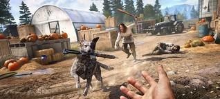 Far Cry 5: Amerikanische Albträume