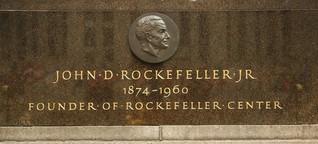 Geldsegen? Rockefeller nimmt Krypto-Start-ups ins Visier