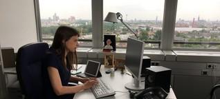Diese Frau will streiten - Porträt der Journalistin Christiane Florin