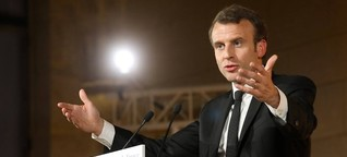 Frankreich: Macrons Spiel mit dem Laizismus