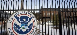 """Pressefreiheit in Amerika: Weißes Haus plant """"Medienüberwachungsdienst"""""""