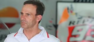 """""""Normaler Rennunfall"""": Honda-Teamchef verteidigt Marquez"""